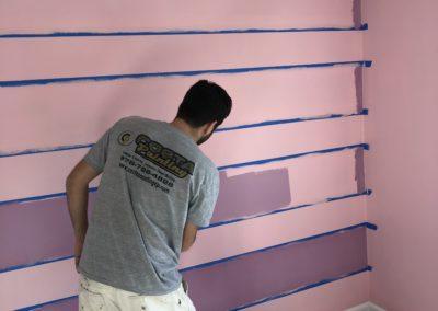 Carpenter paint