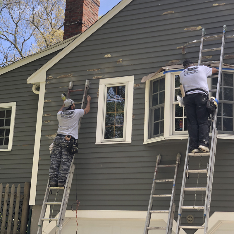 Interior and exterior Painting Services painters near Framingham